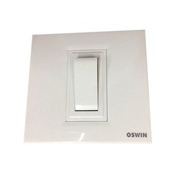 Oswin White Switch, 240V A.C