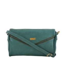 Turquoise Sling Bag