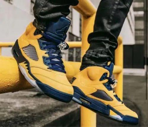 Daily Wear Jordan Retro 5 Mens Shoes