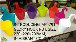 Hook Pot 8.68 inch