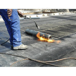 Tar Felt Waterproofing