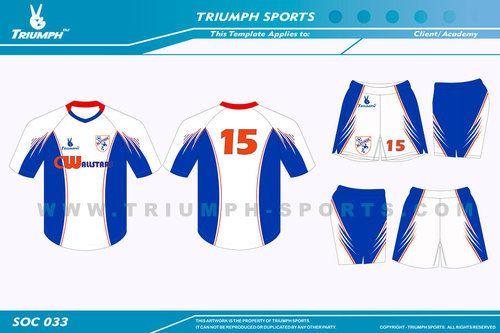 ad65c09eb Soccer Apparel - Custom Soccer Jersey Exporter from Ahmedabad
