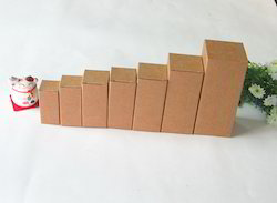 Cardboard Cosmetic Product Box