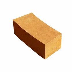 Clay Alumina Fire Brick, Size (Inches): 9x4.5x3Inch