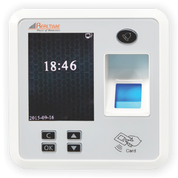 Realtime T28 Professional Biometric Attendance With Access Control System