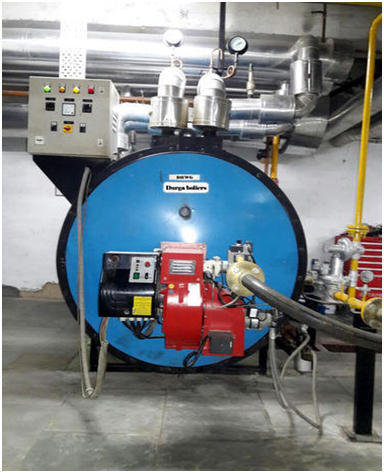 DBEW Boiler Tube & M.S. Central Heating Hot Water Boiler, 200 And ...