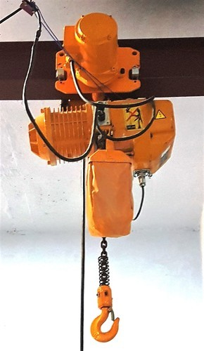 Monorail Trolley Hoists, Capacity: 10-15 Ton
