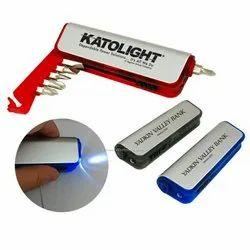 Mini Tool Kit With Torch