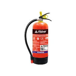 Mitras (DCP) STORED PRESSURE Dry Chemical Powder Fire Extinguisher