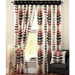 Printed Cotton Designer Curtains for Window & Door