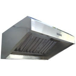 Stainless Steel Kitchen Exhaust Hood