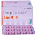 Lisinopril Tablets IP
