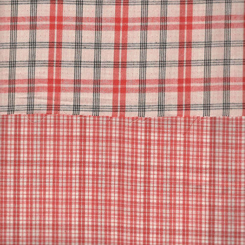 Double Cloth Fabrics, GSM: 184