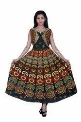 Printed Midi Dresses