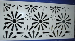 Mint Sandstone Jali Art