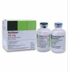 Actilyse 50 Mg Injection