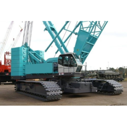 250 Tons Crawler Crane Rental Services