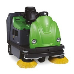IPC 1404 Ride On Vacuum Sweeper
