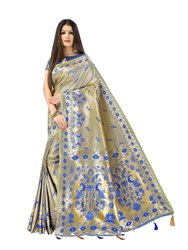 S-81 Exclusive Jacquard Silk Saree