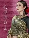 YNF Okhai Silk Tanchui Art Silk Saree