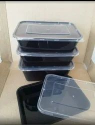 Rectangular Airtight Containers, Capacity: 500 Ml