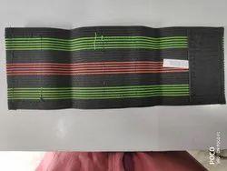 Kanvee Black Reflective Wrist Band, Size: Xl