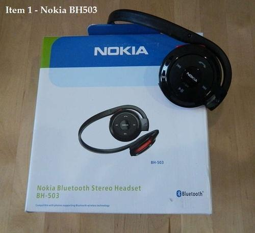 Black White Headset Nokia Bh 501 Rs 600 Piece Zonal Trax Id 16083030212