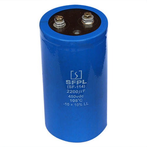 Power dc capacitor dc capacitor tirupati international new delhi power dc capacitor sciox Image collections