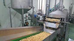 Kurkure Extruder Snacks Machine