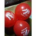 Election advertising Printed Balloon
