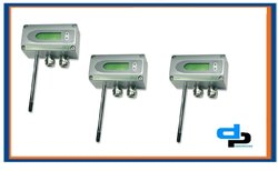 Air Velocity & Temperature Transmitter EE75 Series
