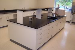 Island Table for Laboratory