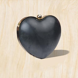 Heart Shaped Box Clutch Frame