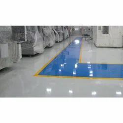 Antistatic Floor Coatings