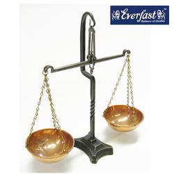 Brass Beam Jewellery Scale