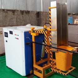 Biomedical Waste Treatment System with Shredding & Sterilization (20L)