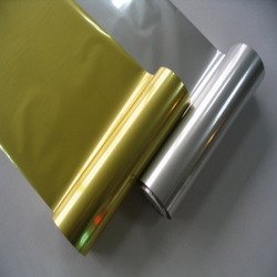 Textile Grade Hot Stamping Foil