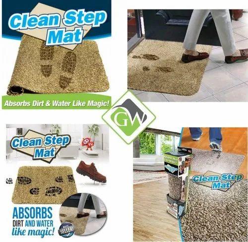 Clean Step Mat at Rs 450/piece | Bhuleshwar | Mumbai| ID: 21308542030