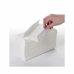 C Fold Tissue Paper, Size: 30 X 30 Cm