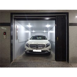 Automotive Elevator Cabins