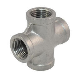Stainless Steel Threaded Cross