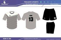 Custom Sublimation Soccer Uniforms