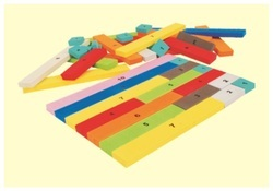 Cuisenaire Strips For Mathematics