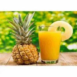 Pineapple Juice Puree