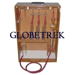 3 Test Orsat Gas Analysis Apparatus