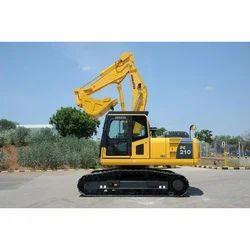 L&T Komatsu PC 210 Excavator