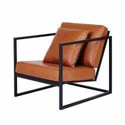 Stylish Iron Chair, for Restaurant