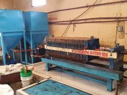 Automatic Filter Press, Capacity: 1-500, 500-1000 Litres/Hr