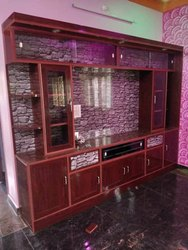 PVC Led TV Unit