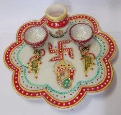 Wood Golden Decorative Handicraft for Decoration